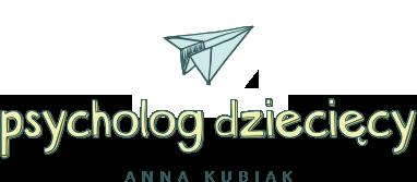 Psycholog dziecięcy Poznań - Anna Kubiak